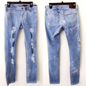 DL1961 Amanda Skinny Jeans in Frenzy